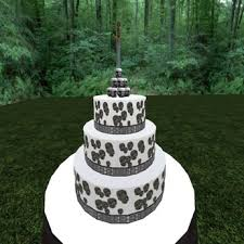 skull wedding cakes second marketplace skull wedding cake