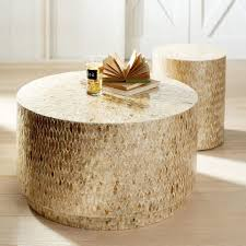 pier 1 imports coffee tables coffee table capiz round drum coffee table pier 1 imports wood 30602