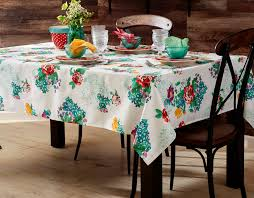 Oblong Table Cloth Do You Use Tablecloths The Pioneer Woman