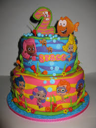 bubble guppies birthday party cake bubble guppies birthday cake
