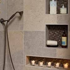 bathroom shower niche ideas photos hgtv