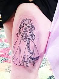 instagram post by craig watts craig5454 disney frozen tattoo