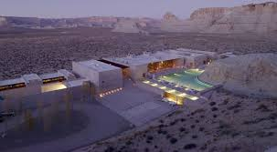 amangiri resort utah vs global lifestyle