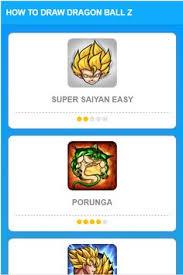 draw dragon ball apk download free education app