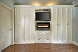 Bedroom Wall Unit Designs Antique White Wall Unit Contemporary Bedroom Toronto By