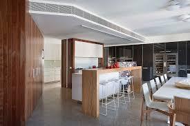 cuisine maison bois cuisine bois beton beautiful sol cuisinebton with cuisine bois