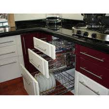modular kitchen cabinets modular kitchen cabinets at rs 1250 square feet modern kitchen