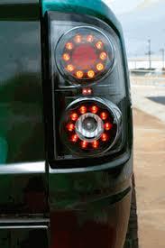 98 dakota tail lights led taillights for dodge durango ram dakota magnum charger we