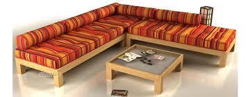 futon canapé cinius canapé tatami modulaire tatsofa en hêtre massif avec