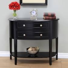 Black Sofa Table Best 50 Console Entry Table Foter