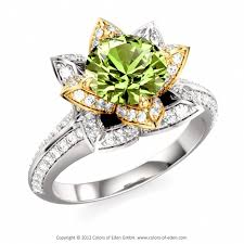 peridot engagement ring peridot wedding ring 94 best peridot jewelry images on