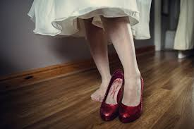 wedding shoes liverpool a dolly couture gown and sparkly shoes for a and colourful