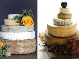 7 alternative wedding cake ideas