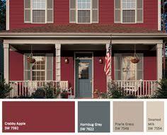 tempting paint colors for the front door paint it monday door