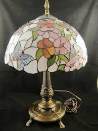 Tiffany Table Lamps Tiffany Butterfly Lamp Masterpiece Of Lamp Art That Will Come To