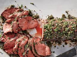 beef tenderloin menu dinner party perfect beef tenderloin recipe cooking light