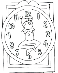 coloring pages of elf elf coloring pages printable takiyapiano com