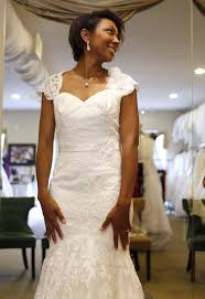Brides Archives Bridals By Lori by Thanks To U0027say Yes U0027 Choosing A Wedding Dress Now A Social Event