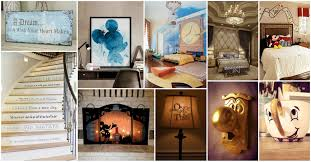 Disney Home Decor Ideas Magnificent Disney Inspired Interior Ideas That You Will Love To See
