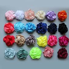 flowers for headbands vintage burned eage hair flowers for children accessories