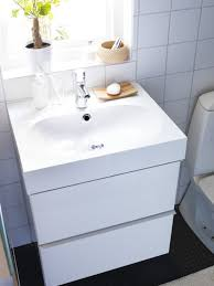 Stainless Steel Bathroom Vanity Cabinet by Astonishing Bathroom Sink Faucets Ikea Using Integrated Basin Top