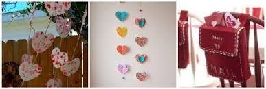Valentine Decoration Craft Ideas by 17 Valentine Diy Home Decor Ideas Valentine Crafts Tip Junkie