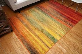 multicolor area rugs amazon com