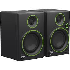 mackie cr3 active multimedia monitors pair srscr3 best buy