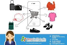 cara membuat logo online shop cara membuat online shop