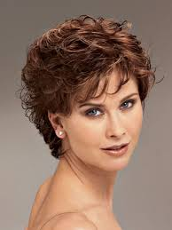 short curly hairstyles for women over 60