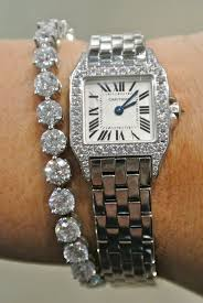 bracelet diamond watches images Cartier watch estate jewelry indianapolis heart the diamond jpg