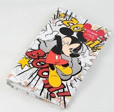 Mickey Mouse Photo Album Fujifilm Instant Polaroid Mini7s Mini25 Mini50s Mini55i Film