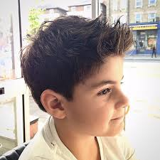 crown spiked hair styles 70 popular little boy haircuts add charm in 2018