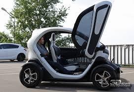 renault twizy обзор электромобилей renault twizy и fluence z e как стать