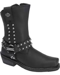 womens boots harley davidson fall sale harley davidson s linnea leather motorcycle boots
