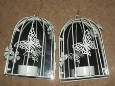 bird cage tea light ebay