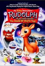 rudolph red nosed reindeer u0026 island misfit toys video