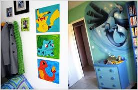 Have A Look At These Cool Pokemon Bedroom Ideas - Cool bedrooms ideas