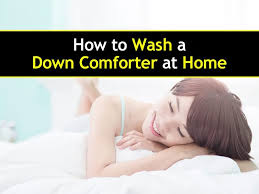How Do You Clean A Feather Duvet The Ultimate Guide On How To Wash A Down Comforter At Home