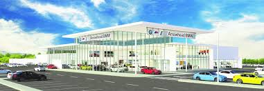 bmw dealership arrowhead bmw breaks ground on innovative dealership az big media