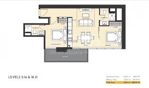Marina Square Floor Plan Payment Plan Of 70 Percent On Handover In Marina By Select Group