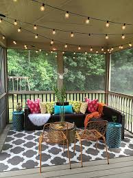 Lighting For Patios Best 25 Patio Party Decor Ideas On Pinterest String Lights Deck