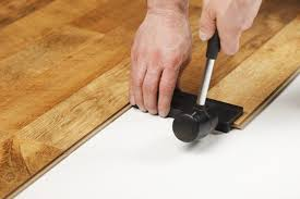 how to install laminate flooring hunker