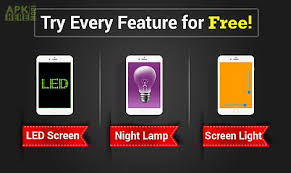 free flashlight apps for android led torch bulb flashlight app for android free at apk