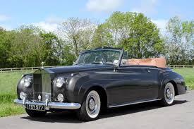silver rolls royce 2016 felix dennis u0027 rolls royce silver cloud convertible on sale for