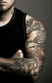 ask the expert are there skin risks associated with tattoos