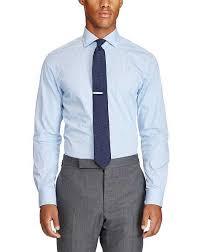 light blue striped polo dress polo ralph lauren clothing men s striped cotton dress shirt light