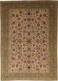 tappeti orientali torino tappeto vecchia manifattura orientale kashan 368x265 cm simorgh