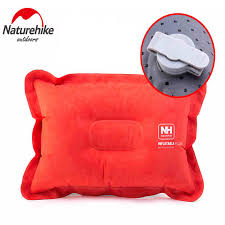 best portable folding air inflatable travel neck square shape