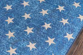 American Flag Rugs Novogratz By Momeni Stars Blue Area Rug U0026 Reviews Wayfair